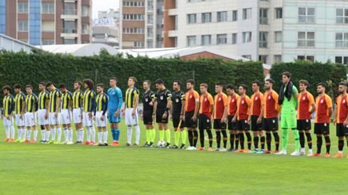 Galatasaray v Fenerbahce U21