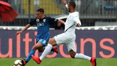 Ismael Bennacer Vitor Hugo Empoli Fiorentina Serie A