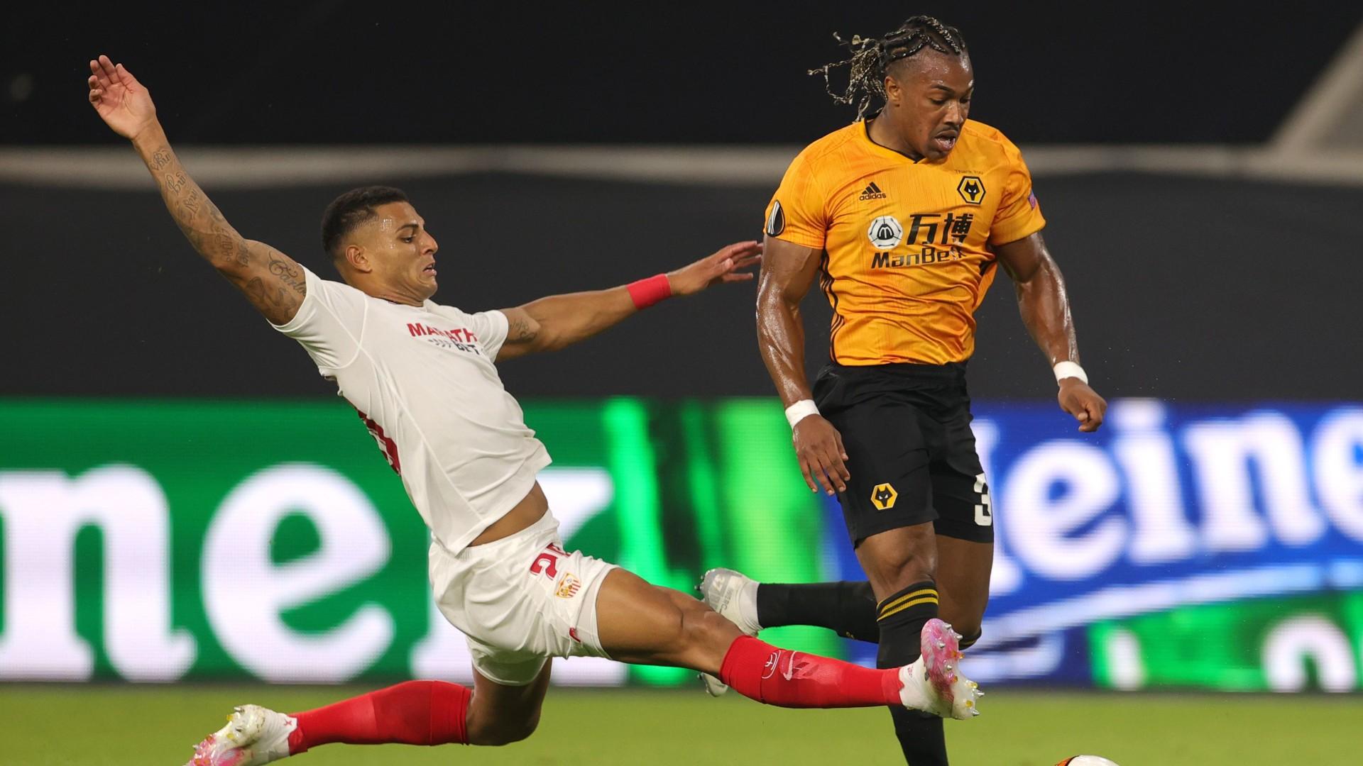 LIVE: Wolves vs Sevilla