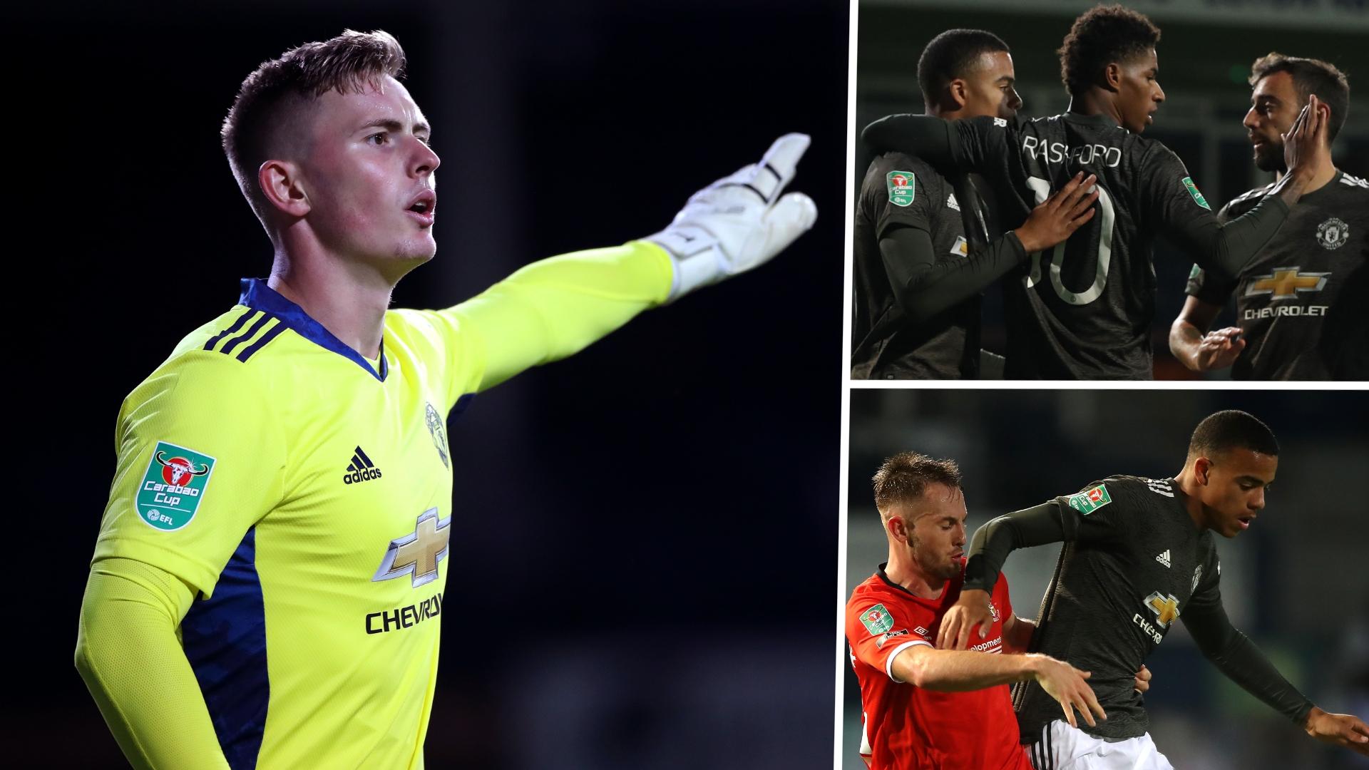 Solskjaer explique la situation de Smalling à Manchester United