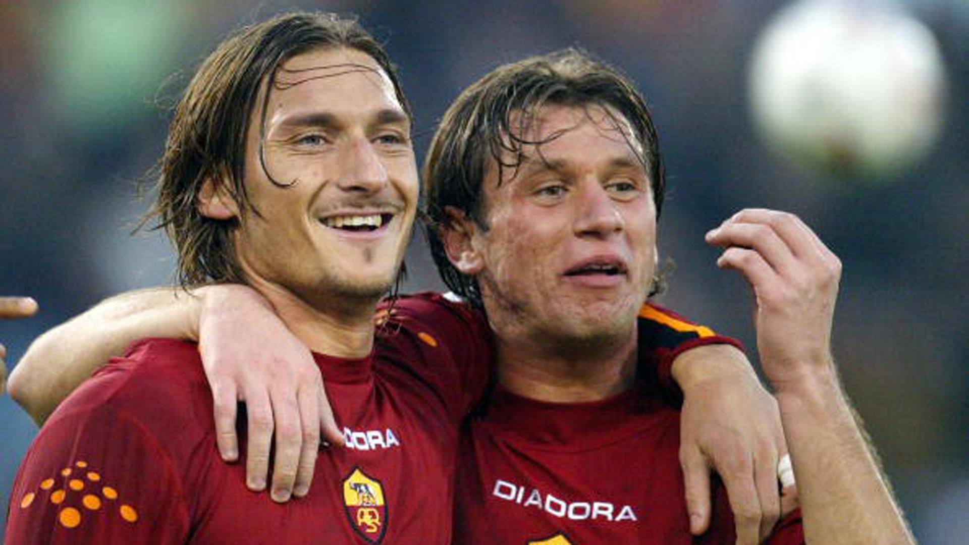 """Totti incorona Cassano: """"Il giocatore che più mi ha fatto ..."""