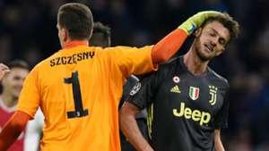 Rugani Ajax Juventus Champions League