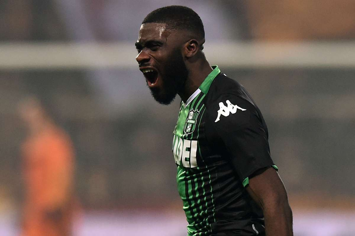 Sassuolo's Boga nets first career brace against Hellas Verona | Goal.com