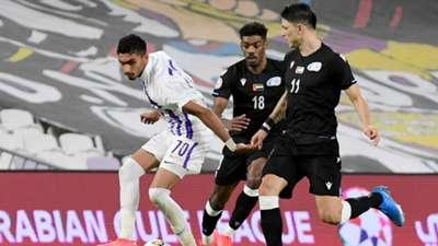 Al Ain - Bani Yas AGL 2020-2021