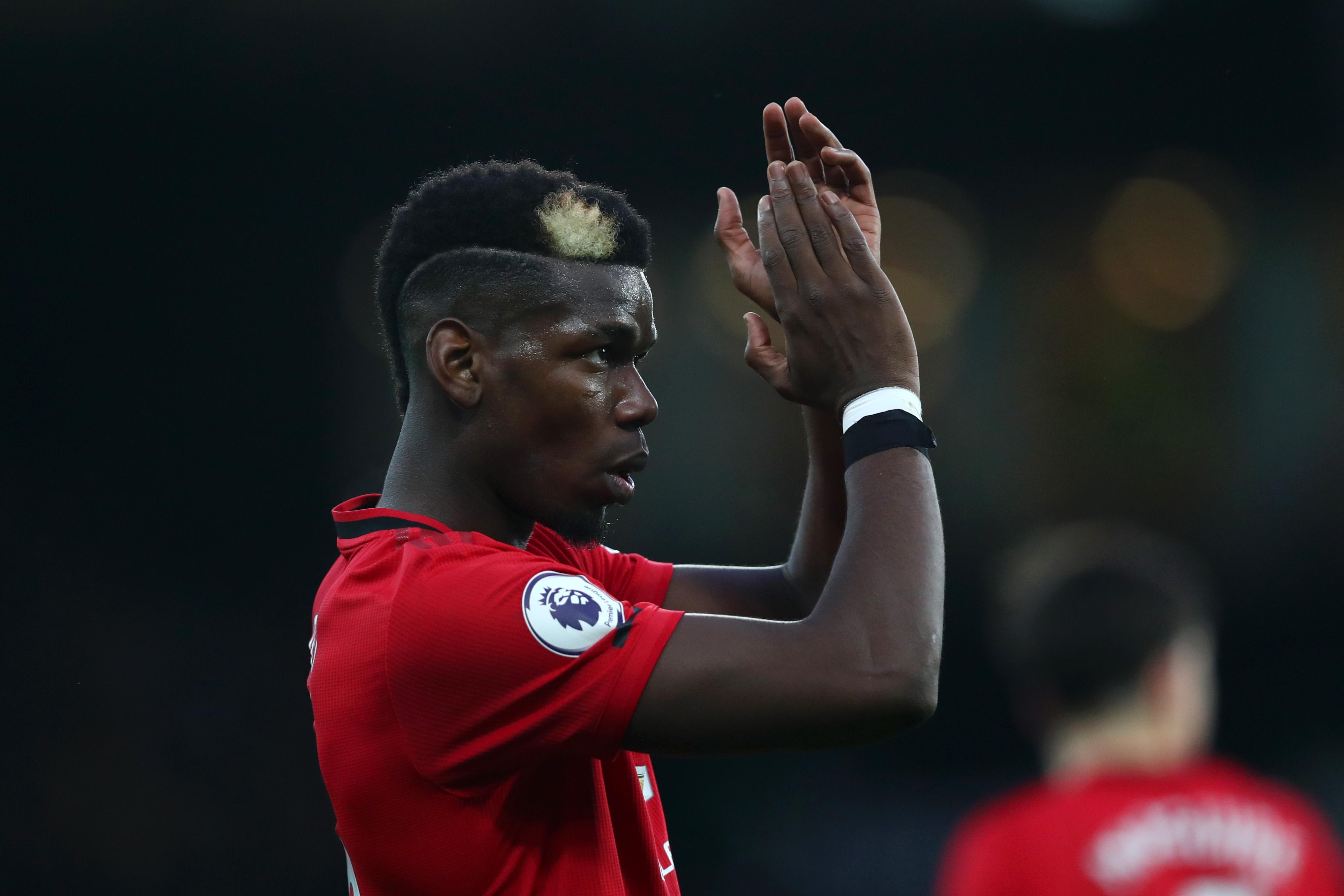 Paul Pogba Ramadan Kareem Buat Fans Manchester United