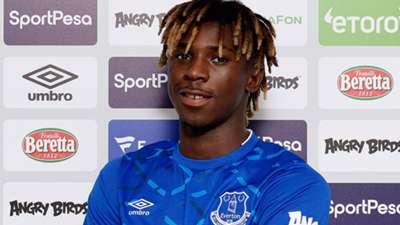 Moise Kean Everton 2019