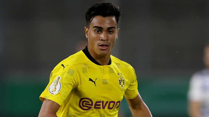 Reinier Jesus, Borussia Dortmund 2020