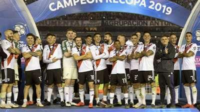 River Athletico Paranaense Recopa Sudamericana 2019