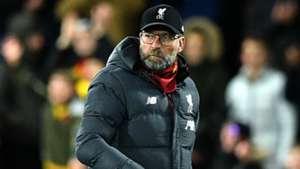 Jurgen Klopp Watford Liverpool
