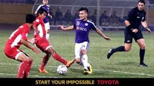 Nguyen Quang Hai Ha Noi FC Nagaworld AFC Champions League 2019