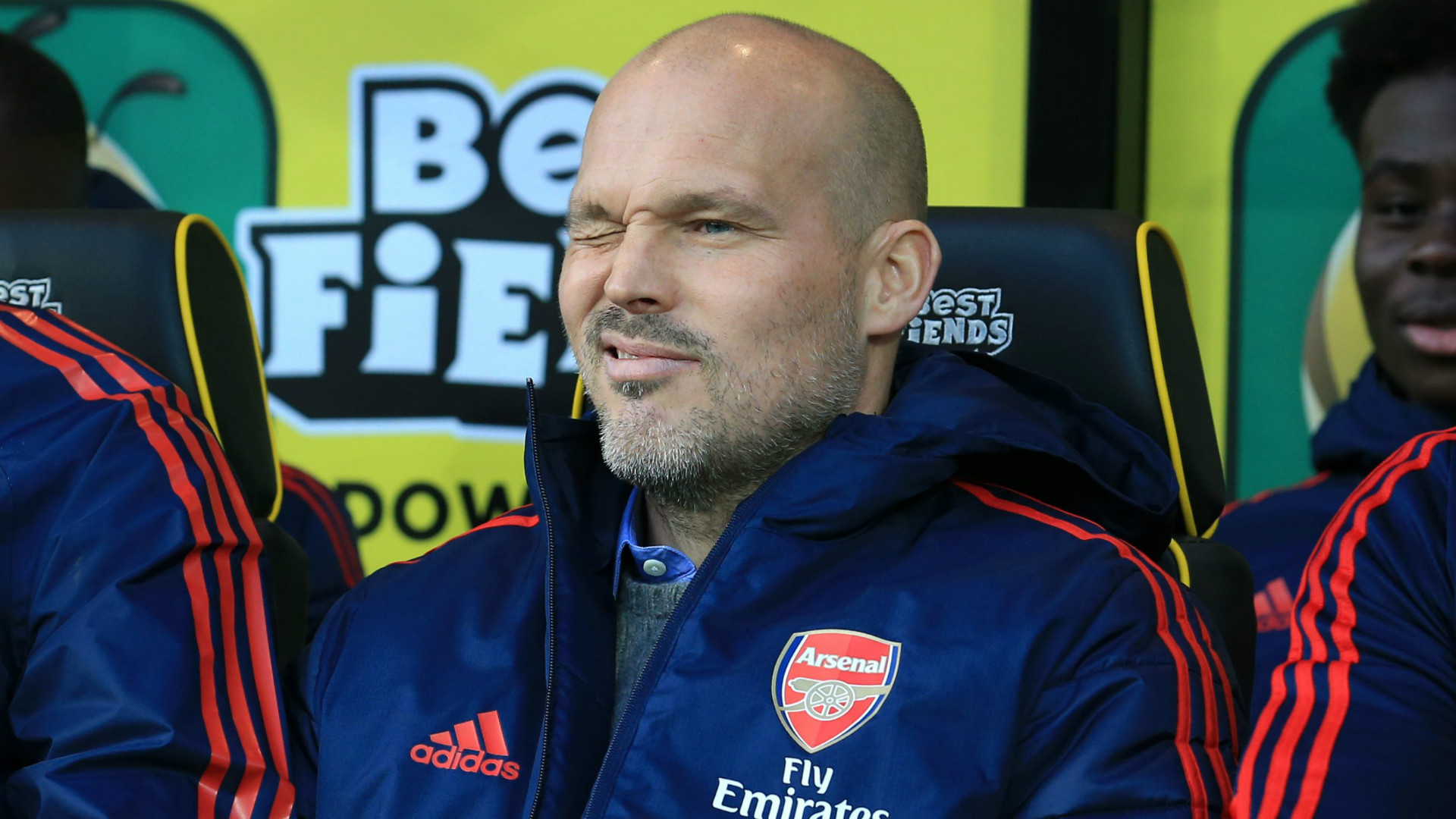 Arsenal interim boss Freddie Ljungberg reveals real issue faced by Nicolas Pepe
