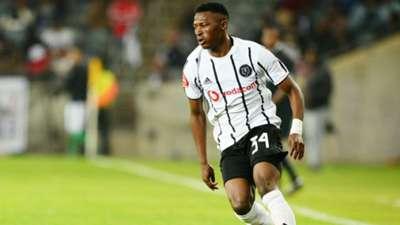 Thabiso Monyane Orlando Pirates August 2019