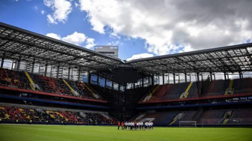 VEB Arena CSKA Moscou   01102018