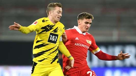 Wer zeigt / überträgt BVB (Borussia Dortmund) vs. Union Berlin LIVE im TV und LIVE-STREAM? Die Übertragung der Bundesliga | Goal.com