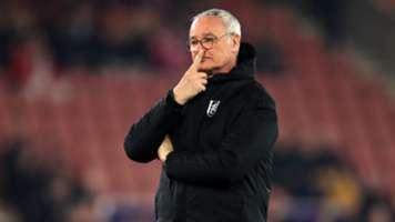 Claudio Ranieri Fulham