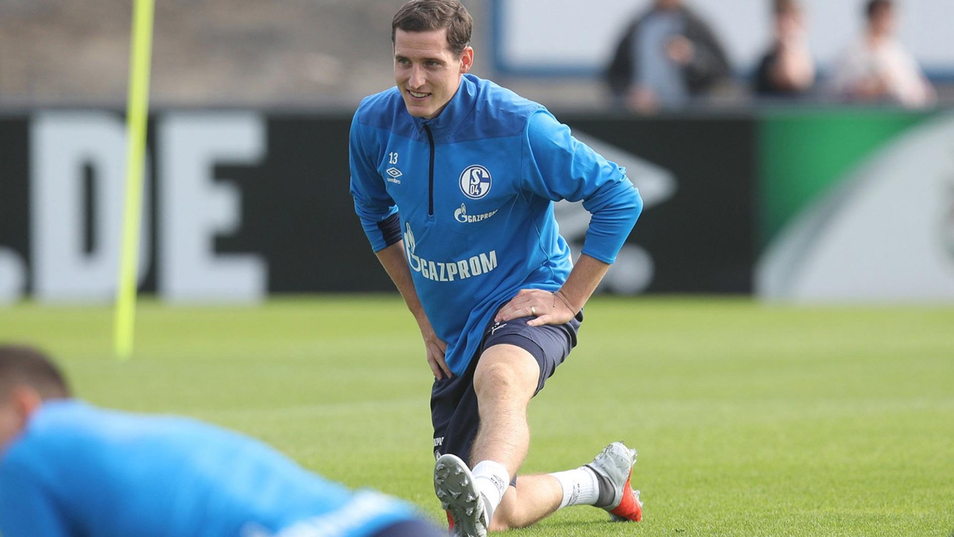 Sebastian Rudy Schalke 04 Bundesliga 280818