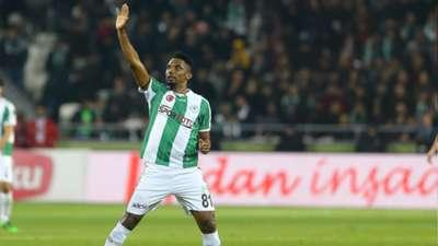 Samuel Eto'o Konyaspor Besiktas 02162018