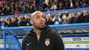 Thierry Henry Strasbourg Monaco Ligue 1 20102018