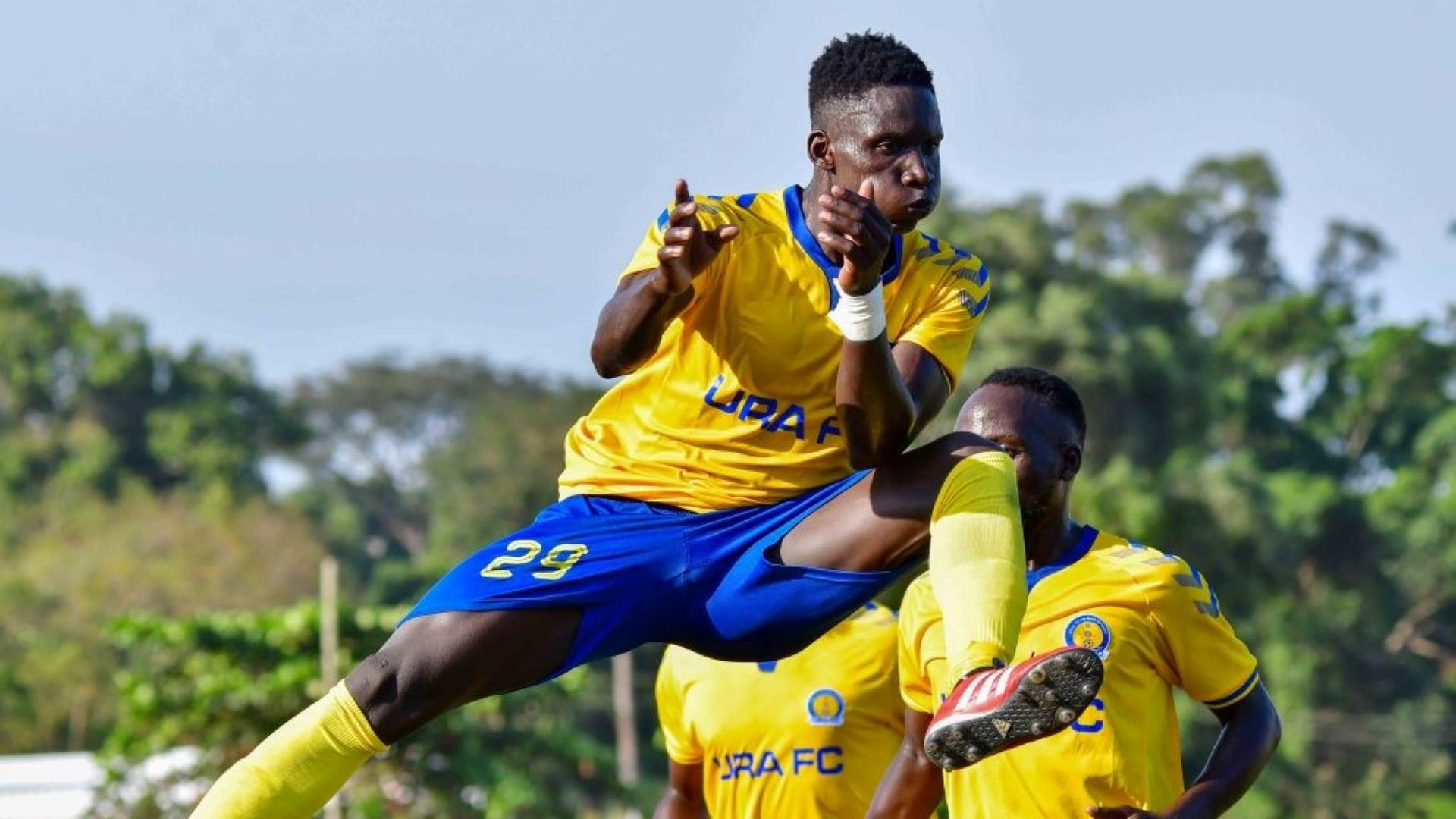 Sserubiri rallies URA FC ahead of 'critical' clash against Vipers SC