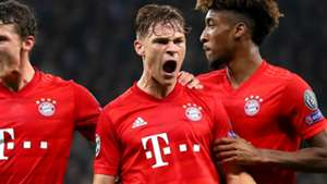 Joshua Kimmich Bayern Munich 2019-20