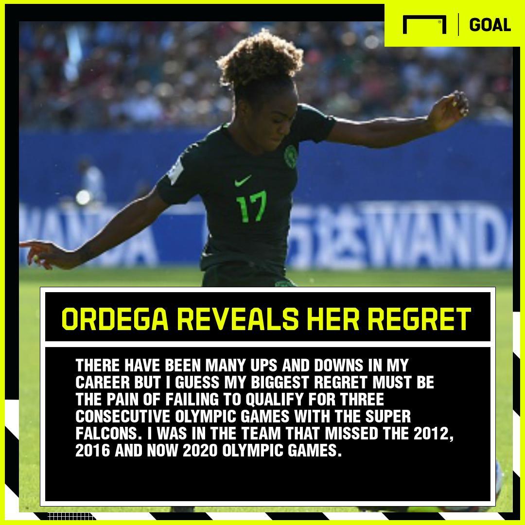 Francisca Ordega - Goal