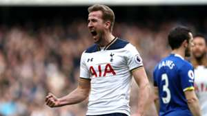 Tottenham Everton Harry Kane