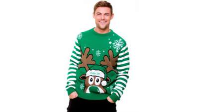 Celtic Christmas Jumper