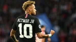 Neymar PSG Red Star UEFA Champions League 03102018