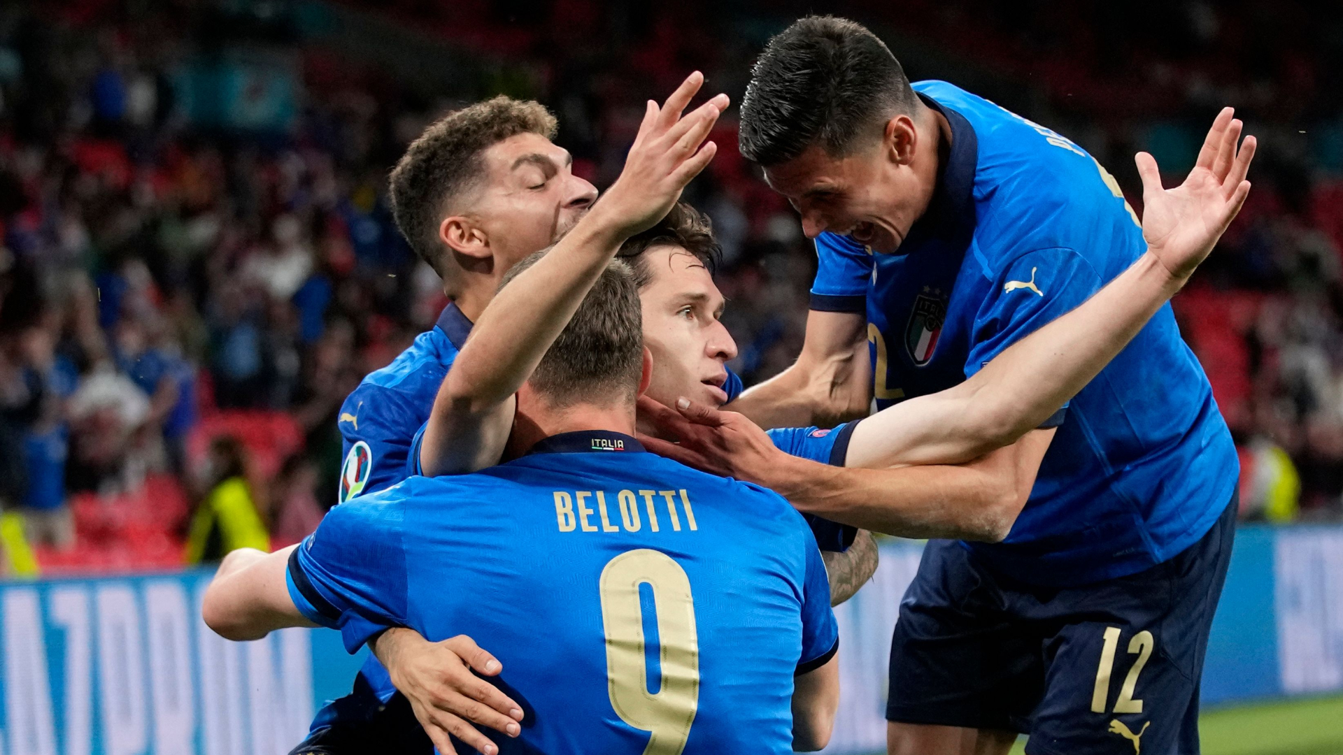 Big Match Stats Pack: Belgium vs Italy
