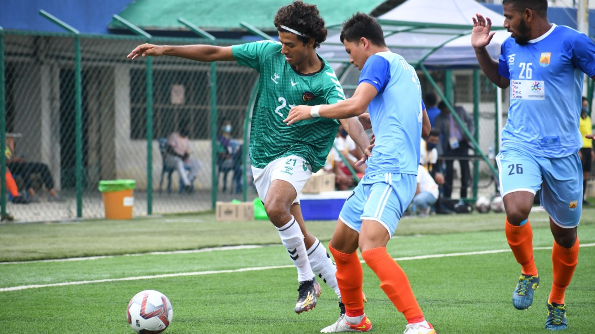 I-League Qualifiers 2021: Kenkre, Rajasthan FC pick late wins in final round opener