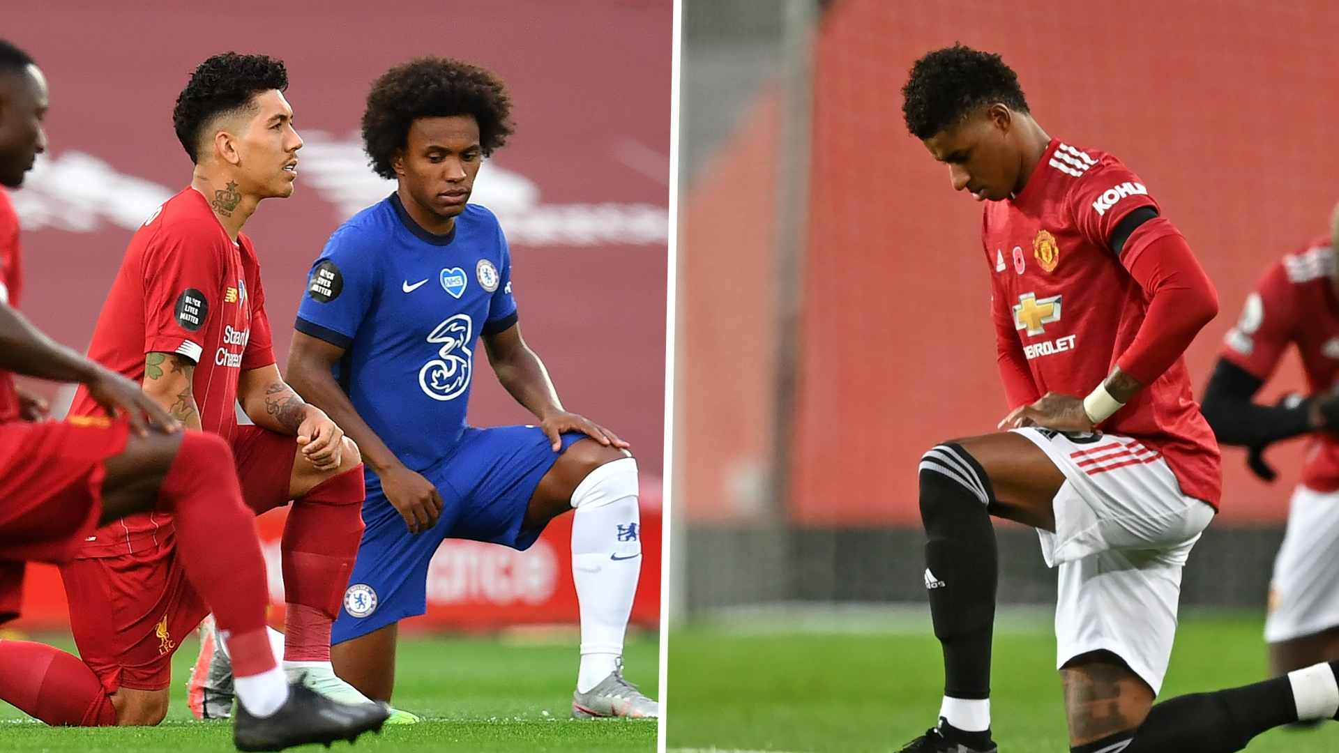 Players will continue to take the knee until the end of the season, says Premier League chief Masters