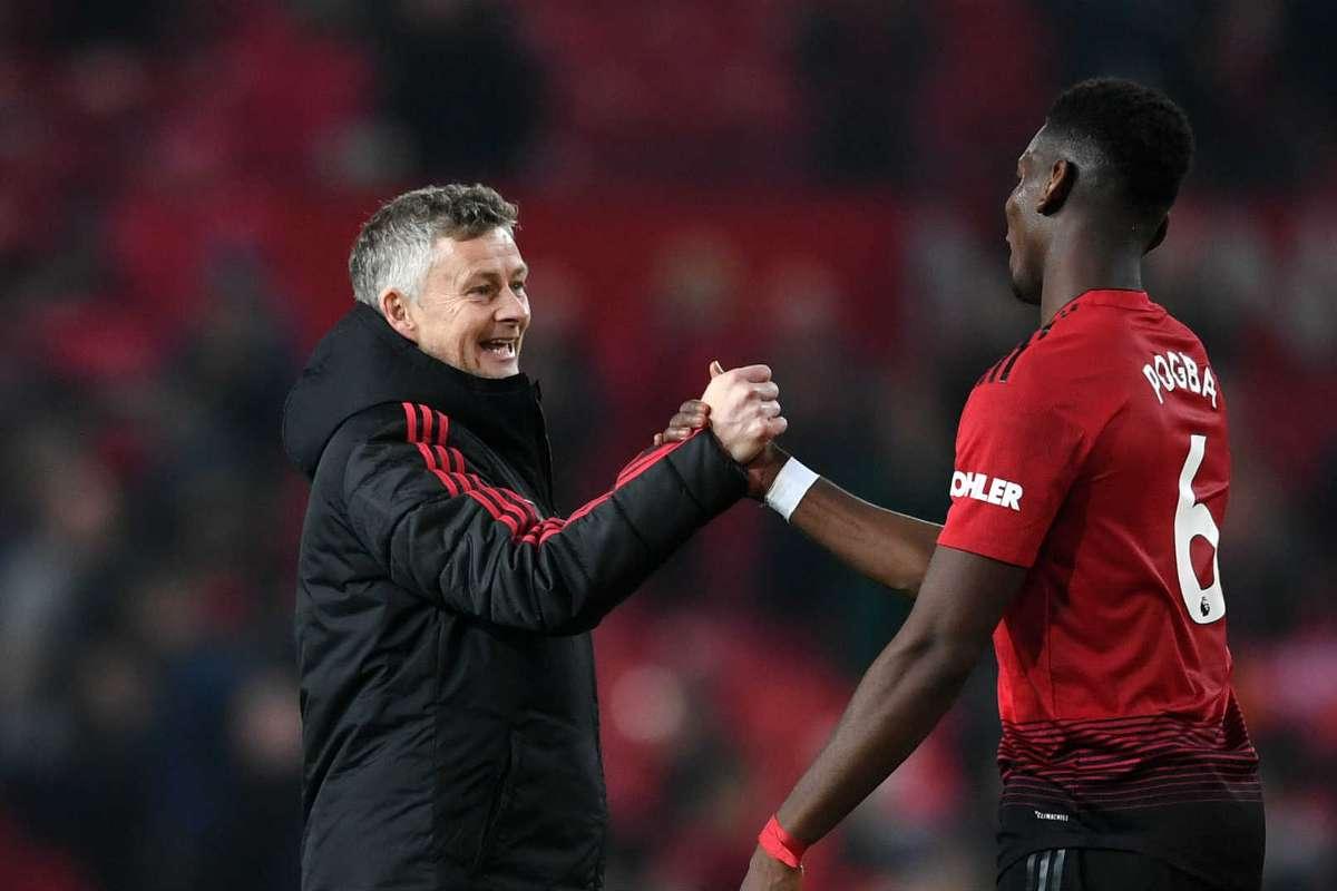Stars von Manchester United äußern sich: Das ist der Unterschied ...