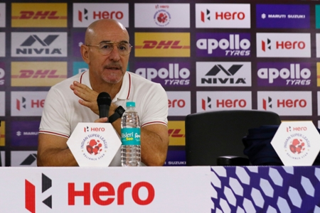 FC Goa 2-1 ATK: Antonio Habas hits out at the referee following defeat