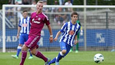 Schalke U17 2013 Lohmar