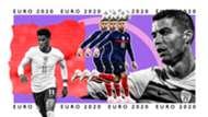 Euro 2020 Top 100 20-1 GFX