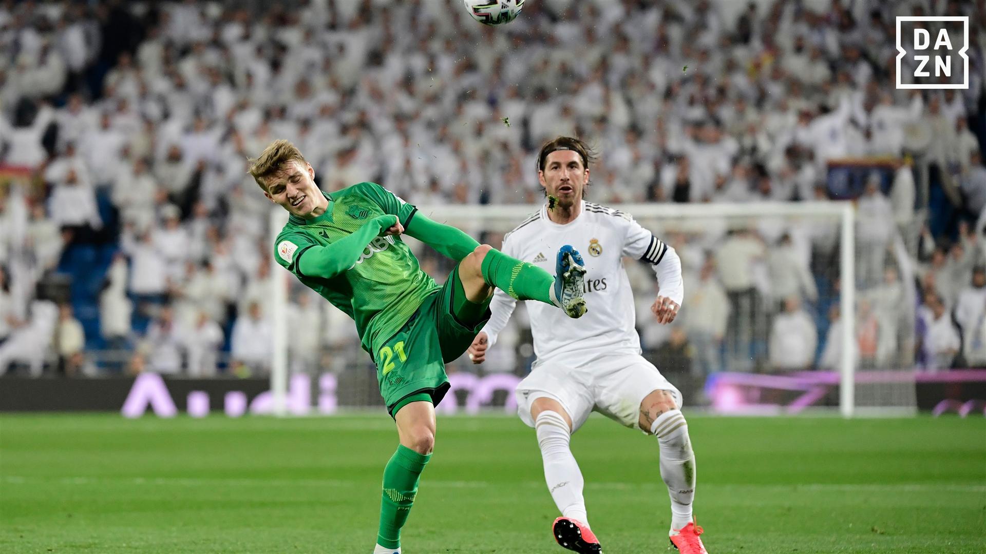 El Resumen Del Real Madrid Vs Real Sociedad De La Copa Del Rey Video Goles Y Estadisticas Goal Com