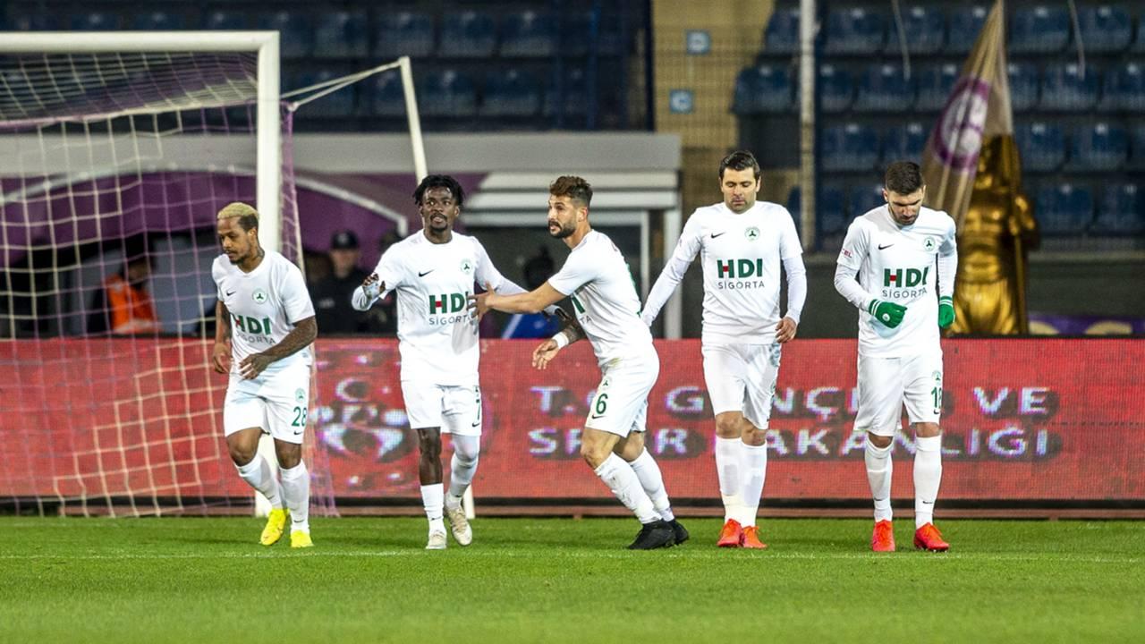 Giresunspor Adanaspor Muhtemel 11 Ler Mackolik Com
