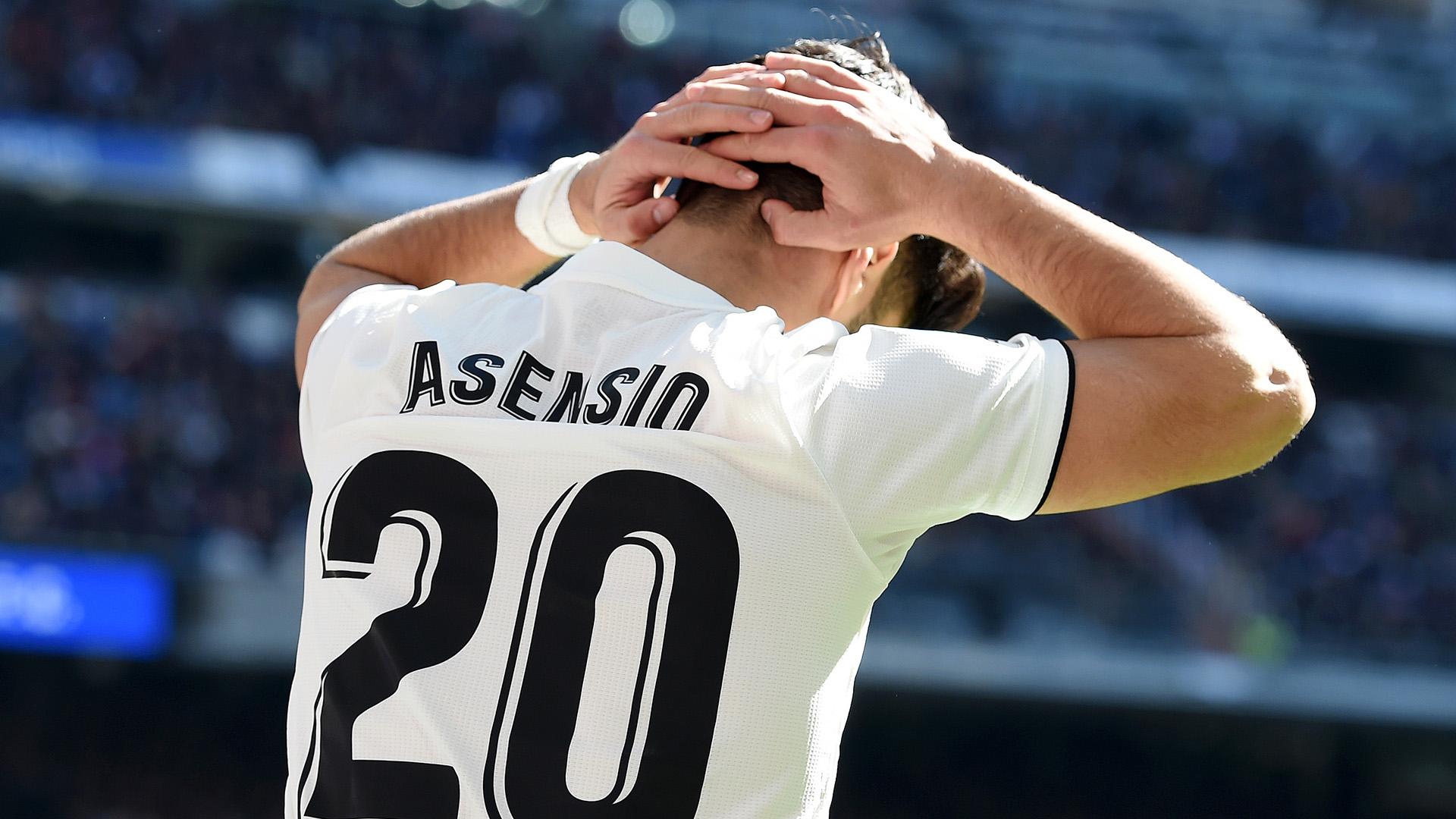 Real Madrid: Marco Asensio fällt mit schwerer Knieverletzung lange aus