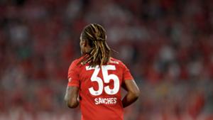 Renato Sanches (Bayern Munich) après le nul 2-2 face au Hertha Berlin, 1ère journée de Bundesliga, le 16 août 2019