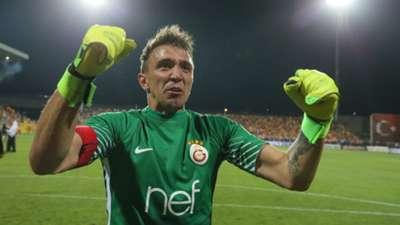 Galatasaray champion Muslera 05192018