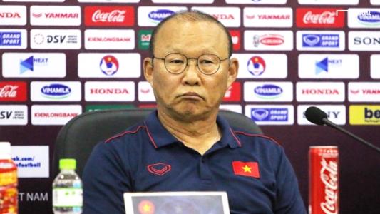 Bùi Tiến Dũng bị trọng tài từ chối bàn thắng, HLV Park nói gì? | Goal.com