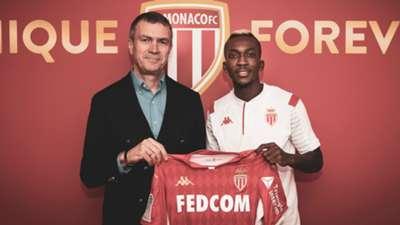 Henry Onyekuru Monaco 2019