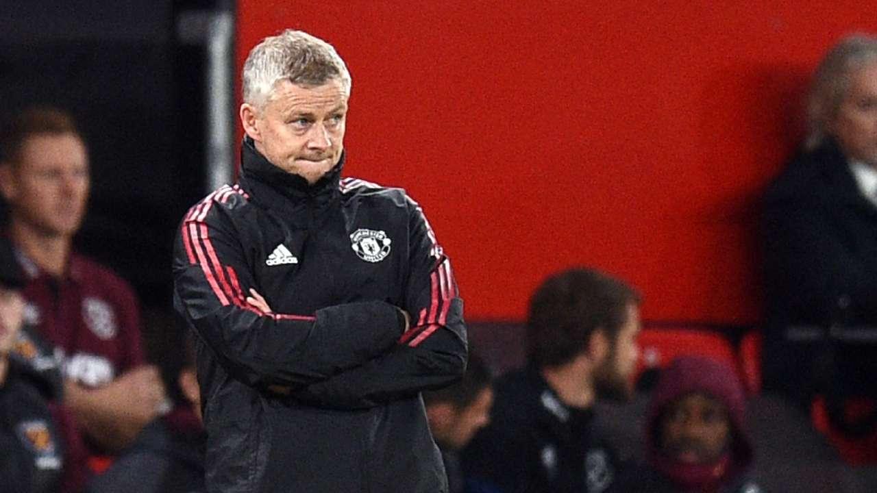 Solskjaer Manchester United 2021