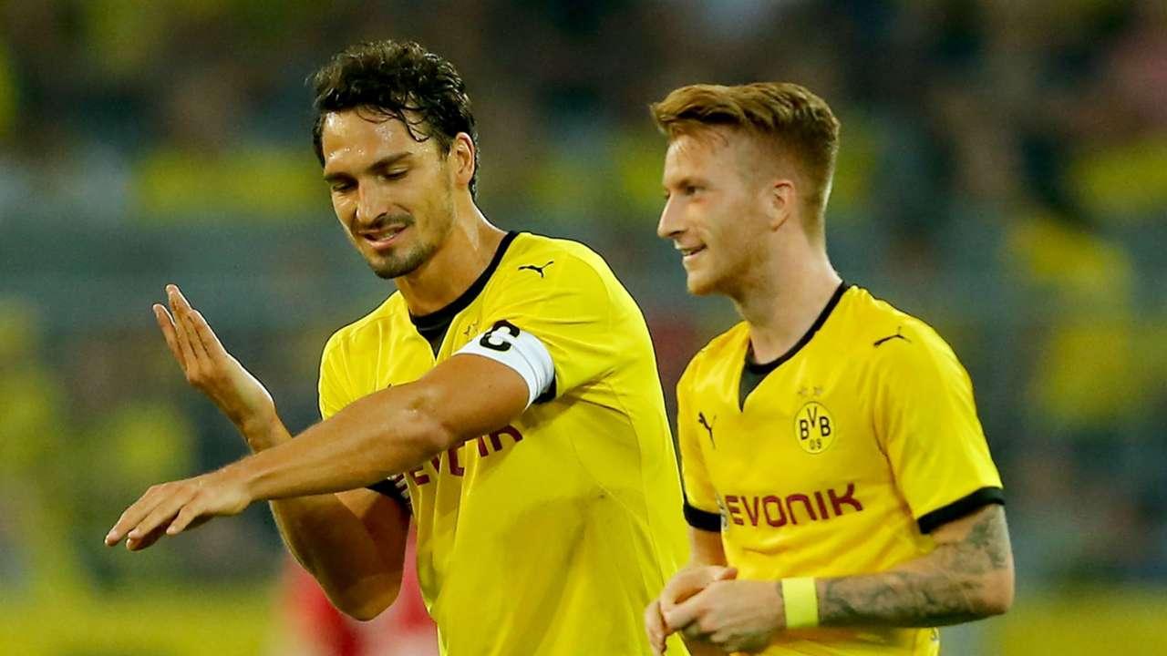Mats Hummels Marco Reus Dortmund
