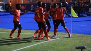Dream start for McKinstry after Uganda triumph over Ethiopia