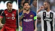 FIFA Free kick Messi