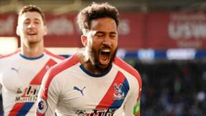 Andros Townsend Crystal Palace 2018-19