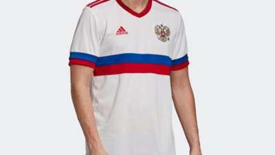 Russia Euro 2020 kit Adidas Away