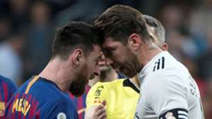 2019-03-03 Messi Ramos Real Madrid Barcelona