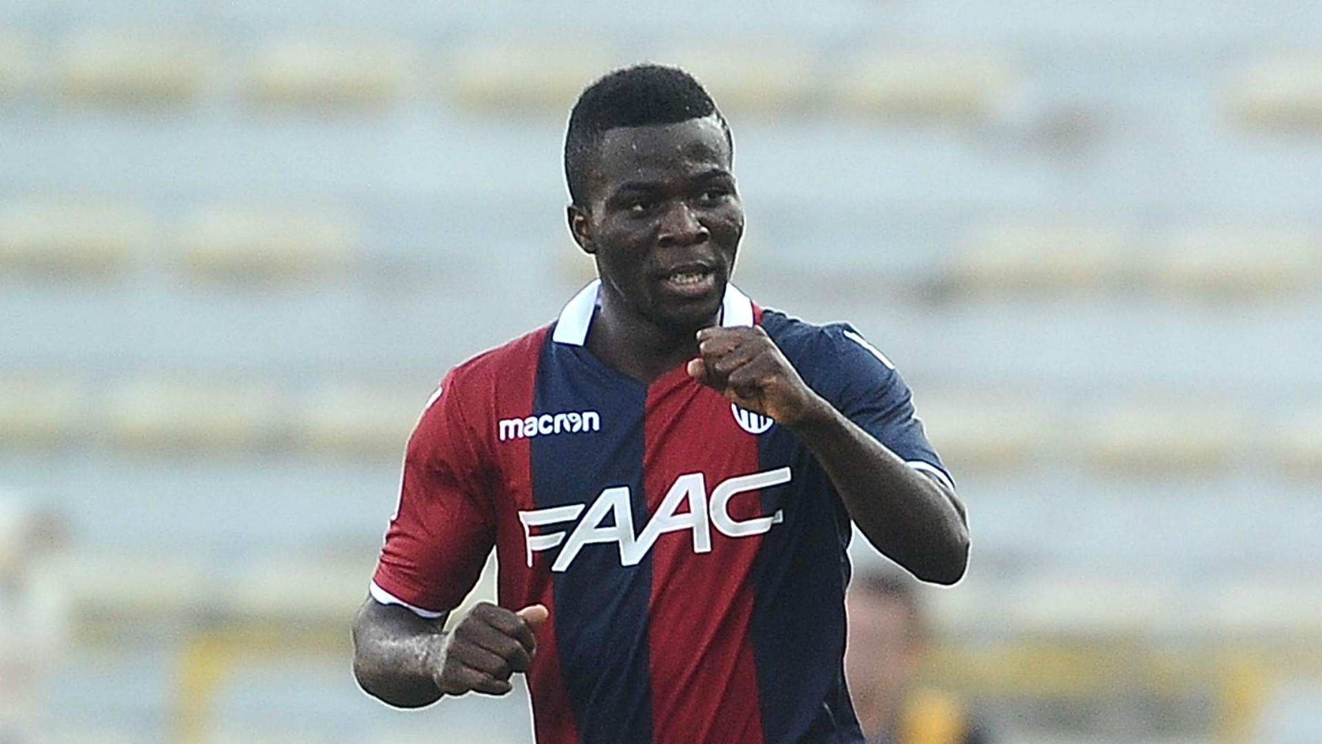 Godfred Donsah ready to prove his worth at Bologna